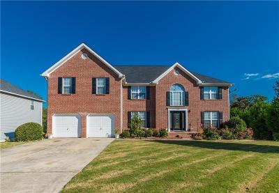 Grayson Single Family Home For Sale: 1890 Pinehurst View Drive
