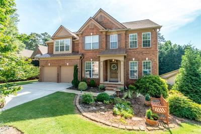 Forsyth County Single Family Home For Sale: 1450 Badingham Drive