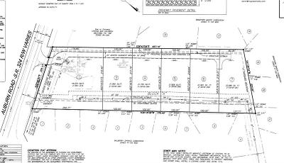 Dacula Residential Lots & Land For Sale: 951 Auburn Road