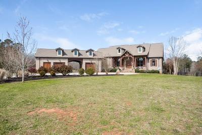 Single Family Home For Sale: 1030 Old Mill Trace