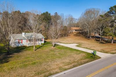 Hiram Single Family Home For Sale: 115 Pace Road