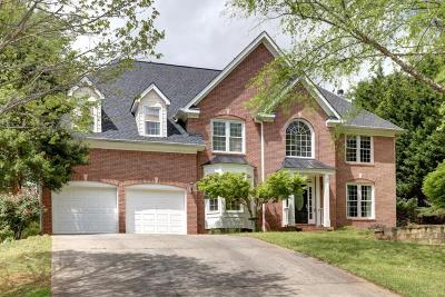 Cobb County Single Family Home For Sale: 5628 Fallsbrook Knoll NW