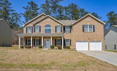 Powder Springs GA Single Family Home For Sale: $289,900