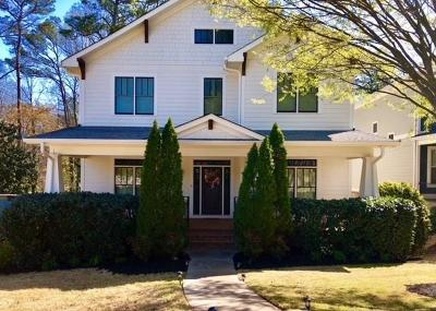 Single Family Home For Sale: 3655 King Springs Road SE