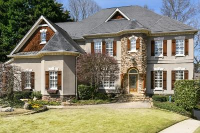 Cobb County Single Family Home For Sale: 2013 Charrwood Way