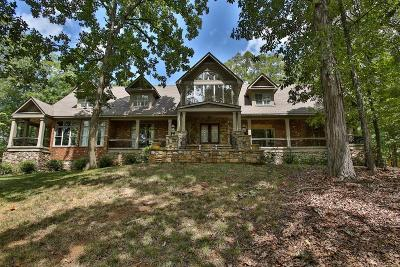 Single Family Home For Sale: 1325 Mineral Springs Road