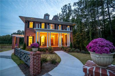 Marietta Single Family Home For Sale: 5140 Timber Ridge Road