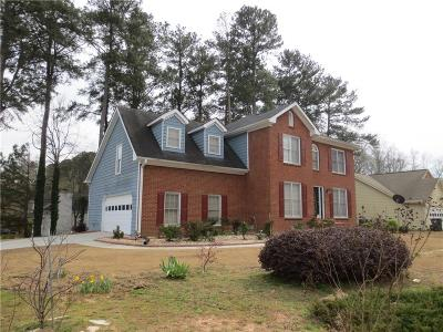 Lawrenceville Single Family Home For Sale: 1950 Pintail Court