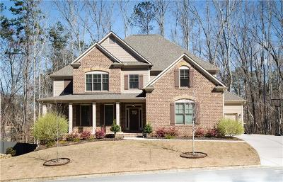 Kennesaw Single Family Home For Sale: 3516 Sutters Pond Run NW
