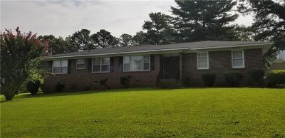 Calhoun Single Family Home For Sale: 192 Sunrise Circle SE