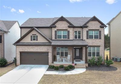 Buford Single Family Home For Sale: 6060 Cove Park Drive