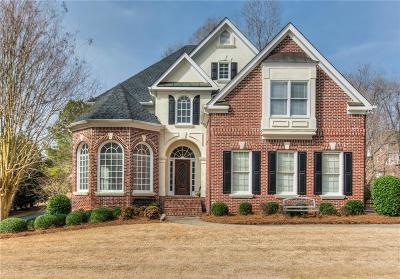 Cobb County Single Family Home For Sale: 3979 Guardsman Court