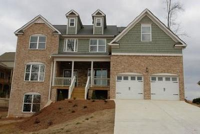 Forsyth County Single Family Home For Sale: 6265 Hampton Creek Drive