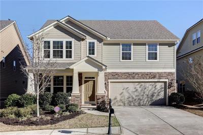 Milton  Single Family Home For Sale: 1070 Legacy Lane