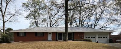 Calhoun Single Family Home For Sale: 208 Cherry Hill Drive