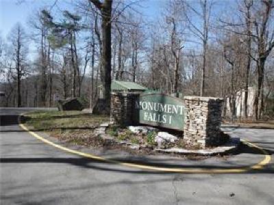 Jasper Residential Lots & Land For Sale: Boundary Creek Trail