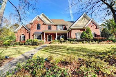 Single Family Home For Sale: 755 Mount Moriah Road