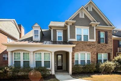 Smyrna Single Family Home For Sale: 4780 Terramond Lane SE