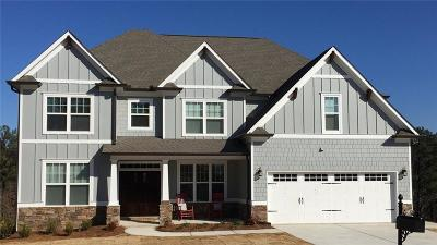 Cartersville Single Family Home For Sale: 15 Greencliff Way