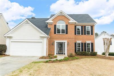 Alpharetta  Single Family Home For Sale: 11395 Brookhollow Trail
