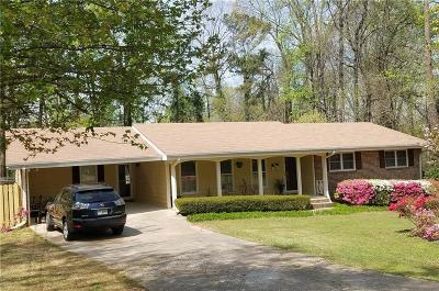 Duluth Single Family Home For Sale: 3029 Cardinal Lake Drive