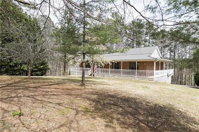 Single Family Home For Sale: 2090 Toonigh Road