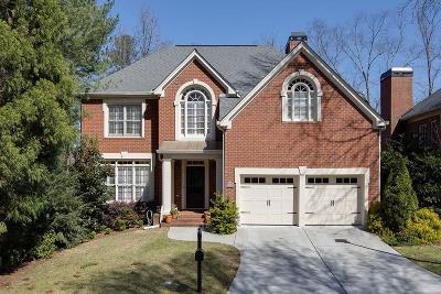 Single Family Home For Sale: 2608 Danforth Lane