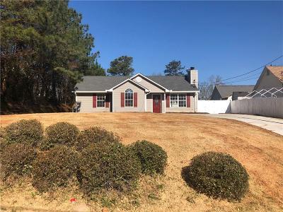 Single Family Home For Sale: 6380 Nuggett Trail