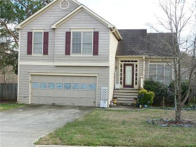 Powder Springs Single Family Home For Sale