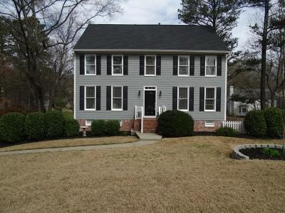 Marietta GA Single Family Home For Sale: $359,000
