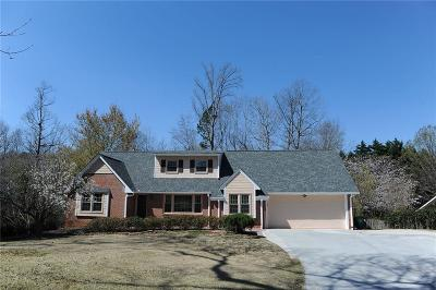 Dunwoody Single Family Home For Sale: 4830 Cherring Drive