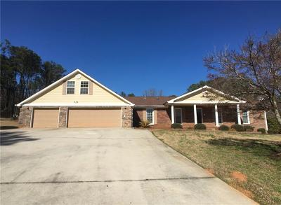 Single Family Home For Sale: 575 Mote Road