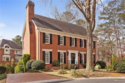 Dunwoody Single Family Home For Sale: 1949 Cranbourne Court