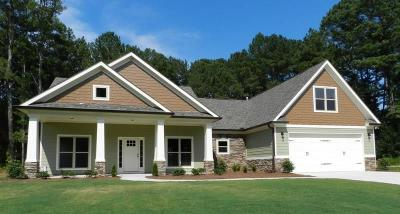 Cartersville Single Family Home For Sale: 33 Greystone Way