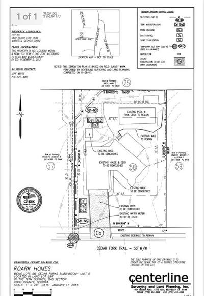 Residential Lots & Land For Sale: 2601 Cedar Fork Trail