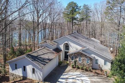 Single Family Home For Sale: 9190 Four Mile Creek Road