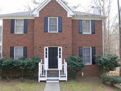 Single Family Home For Sale: 1008 Burton Court