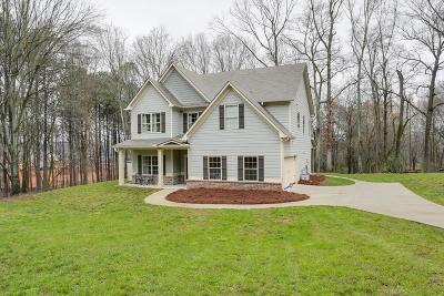 Cumming Single Family Home For Sale: 4724 Hurt Bridge Road
