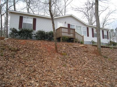 Pickens County Single Family Home For Sale: 161 Chivalry Lane