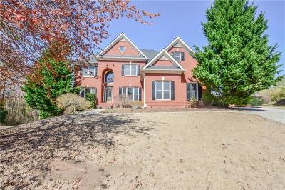 Buford Single Family Home For Sale: 2852 Summer Branch Lane