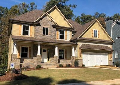 Dallas GA Single Family Home For Sale: $365,046