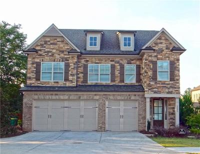 Johns Creek Single Family Home For Sale: 4935 Waterbury Cove