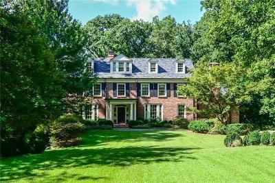 Atlanta GA Single Family Home For Sale: $2,695,000