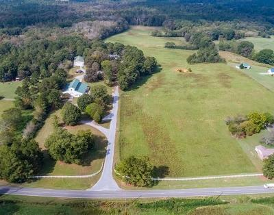 Taylorsville GA Land/Farm For Sale: $895,000