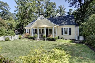 Single Family Home For Sale: 2127 Howell Mill Road NW