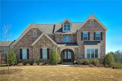 Suwanee Single Family Home For Sale: 5960 Meyers Park