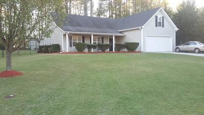 Loganville Single Family Home For Sale: 491 Windermere Drive