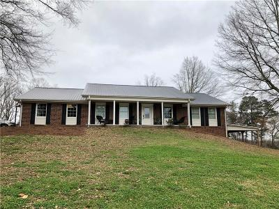 Calhoun Single Family Home For Sale: 1294 Boone Ford Road SE
