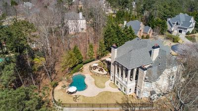 Alpharetta GA Single Family Home For Sale: $1,499,000
