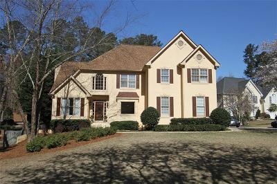 Suwanee Single Family Home For Sale: 4512 Treadstone Court